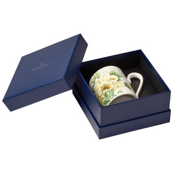 Quinsai Garden Mug : Peony 10 oz