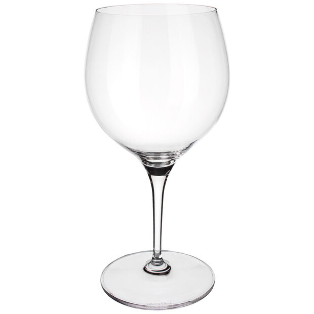 Maxima Burgundy Goblet 8 3/4 in, , large