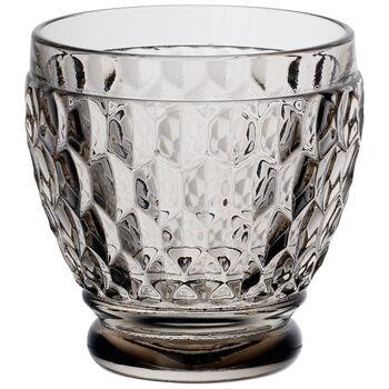 Boston Colored Shot Glass-Smoke : Set of 4 2.75 oz