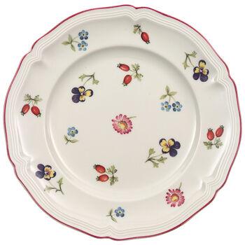 Petite Fleur Appetizer/Dessert Plate 6 3/4 in