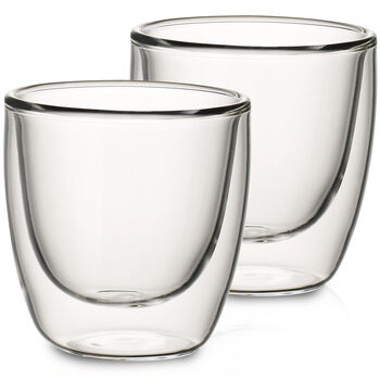 Artesano Hot&Cold Beverages Small Tumbler, Set of 2 2 1/2 in
