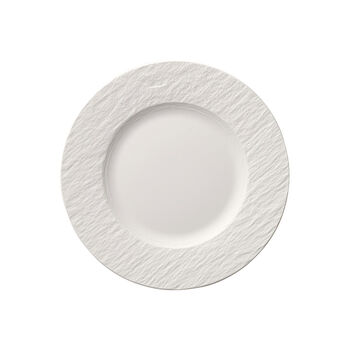 Manufacture Rock Blanc Salad Plate 8.5 in