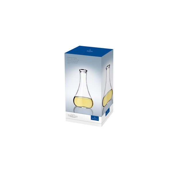 Purismo White Wine Decanter 25 1/4 oz, , large