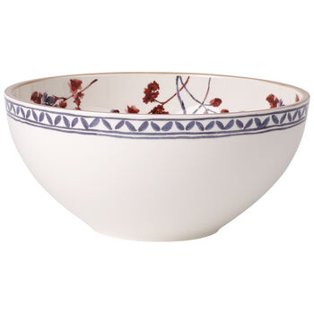 Artesano Provencal Lavender Round Vegetable Bowl 9.5 in
