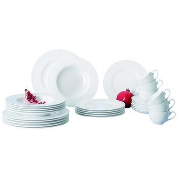 Royal 30-Piece Bone Porcelain Set