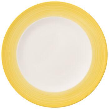 Colorful Life Lemon Pie Dinner Plate