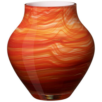 Orondo Vases Vase : Fire 6.5 in