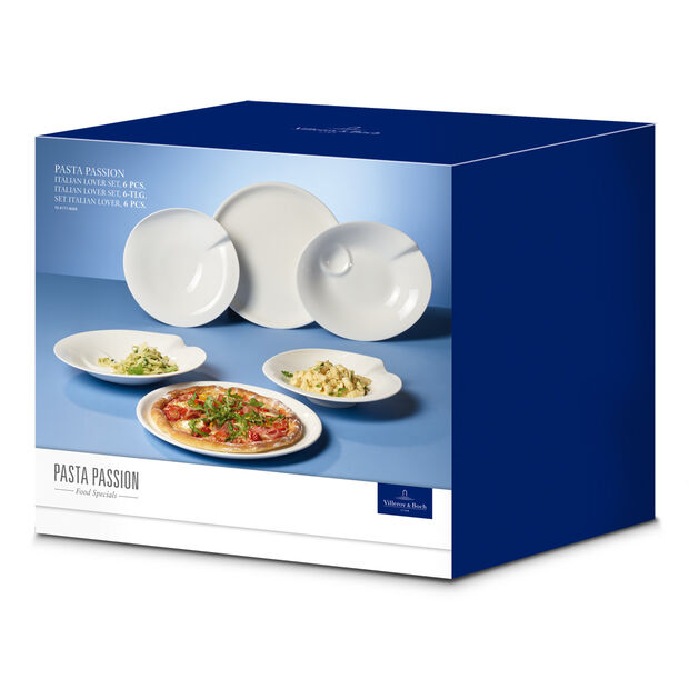 Pasta Passion 6 Piece Starter Set, , large