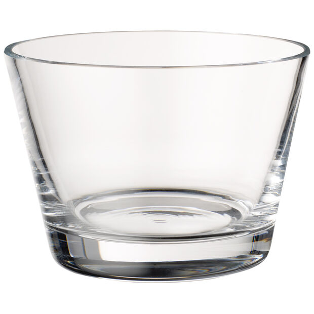 Colour Concept Bowl, Clear 4 3/4 in, , large