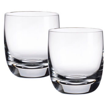 Scotch Whisky - Blended Scotch No.1 Tumblers, Set of 2 3 1/2 in