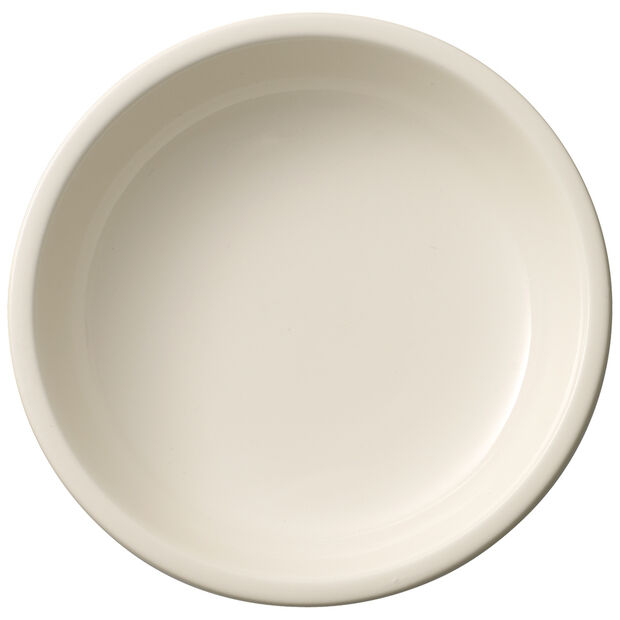 Clever Cooking Round Serving Dish/Lid 4.75 in, , large