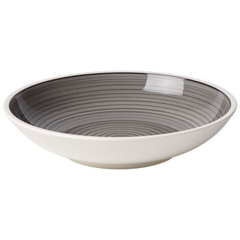 Manufacture gris Pasta Bowl 9.25 in