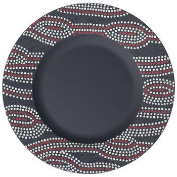 Manufacture Rock Desert Art Salad Plate 8.5 in