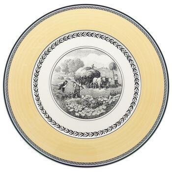 Audun Ferme Buffet Plate 12 in