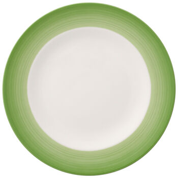 Colorful Life Green Apple Salad Plate 8.4 in