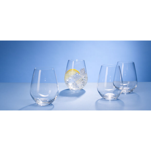 Ovid Water/Juice Tumbler : Set of 4 4.25 in, , large