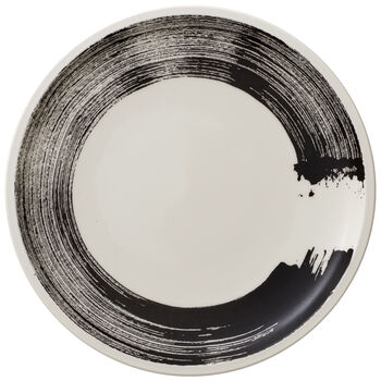 Coffee Passion Awake Salad Plate : Set of 2 8.5 in