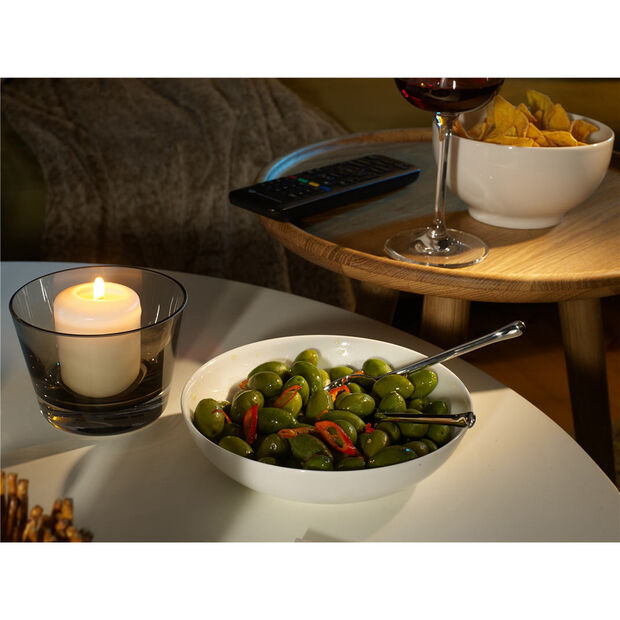 For Me Shallow Round Vegetable Bowl 7.5 in, , large