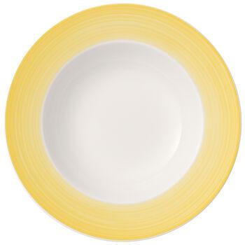 Colorful Life Lemon Pie Rim Soup