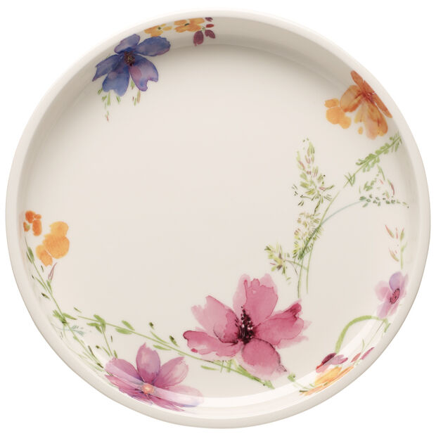 Mariefleur Basic Baking Dishes Round Serving Dish/Lid 10.25 in, , large