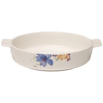 Mariefleur Basic Baking Dishes Round Baking Dish 9.5 in