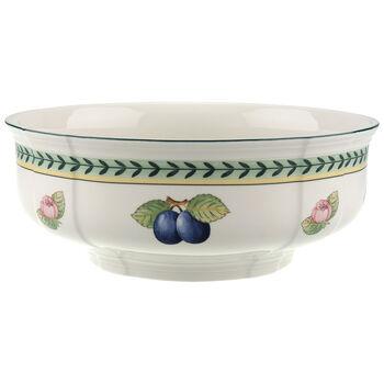 French Garden Fleurence Round Bowl 9 3/4 in