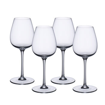 Purismo Intricate+Delicate Red Wine Goblets, S/4