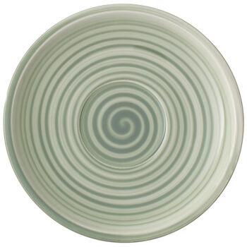 Artesano Nature Vert Tea Cup Saucer 6.25 in