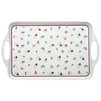 Petite Fleur Kitchen Tray 15 x 11 3/4 in
