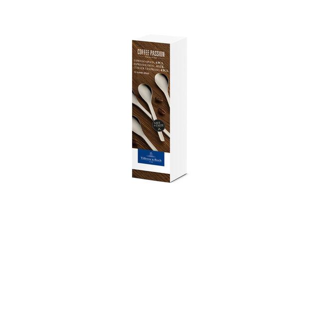 Coffee Passion Espresso Spoon : Set of 4, , large