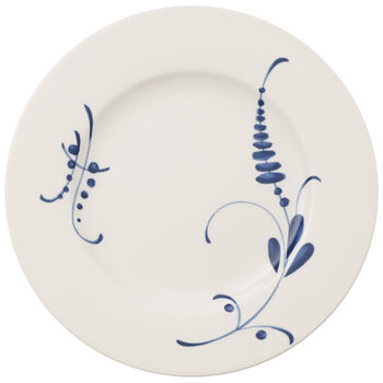 Old Luxembourg Brindille Dinner Plate 10.5 in