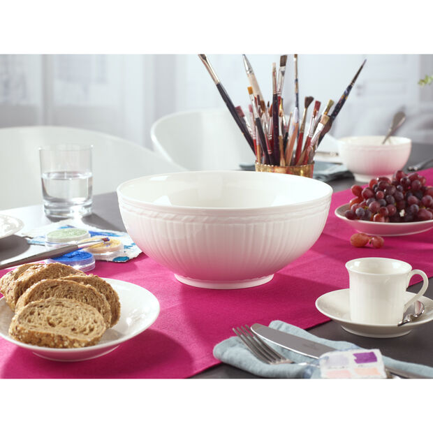 Cellini Round Bowl 9 1/2 in, , large