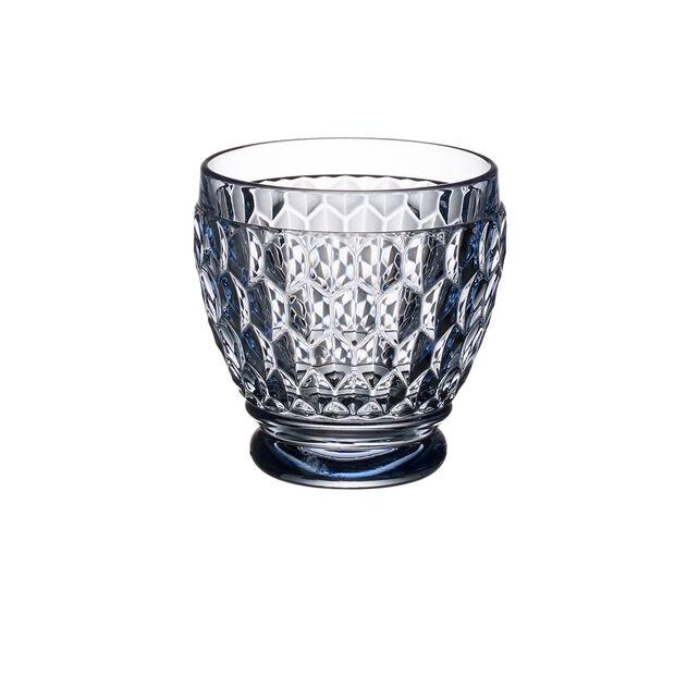 Boston Colored Shot Glass-Blue : Set of 4, , large