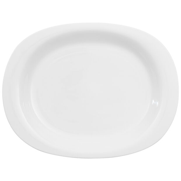New Cottage Basic Serving Dish 13 1/4 in, , large