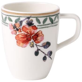 Artesano Provençal Verdure Espresso Cup 3 1/4 oz