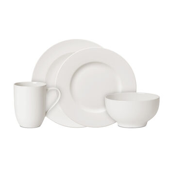 For Me 16 Piece Set : Service for 4