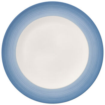 Colorful Life Winter Sky Dinner Plate 10.5 in
