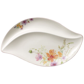 Mariefleur Serve & Salad Serving Plate 19 1/2 in