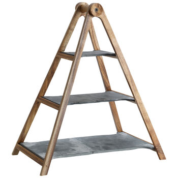 Artesano Original 3-Tier Tray Stand