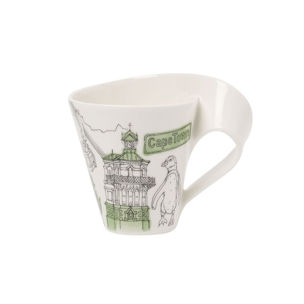 Cities of the World Mug : Cape Town 10.1 oz, , large