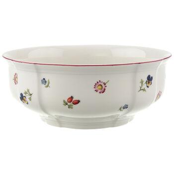 Petite Fleur Round Bowl 8 1/4 in