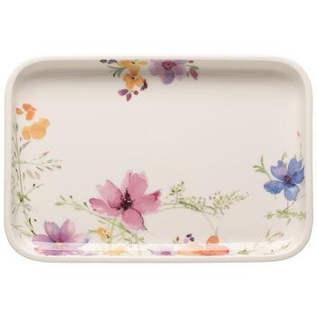 Mariefleur Basic Baking Dishes Rectangular Serving Plate/Lid 12.5 in