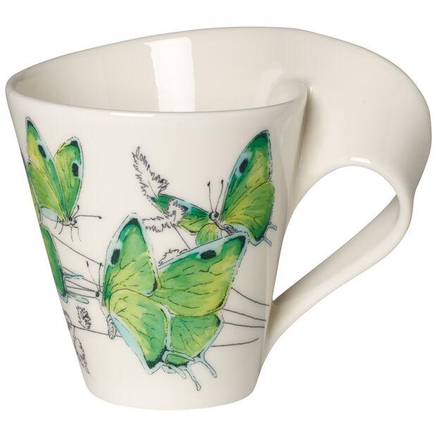 NWC Deep Green Hairstreak Mug : Gift Boxed 10 oz, , large