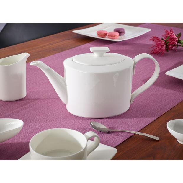 Modern Grace Teapot 40 1/2 oz, , large