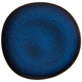 Lave bleu Dinner Plate