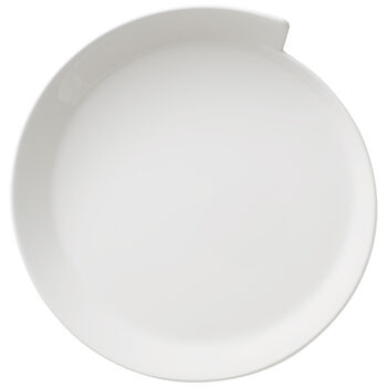 New Wave Round Salad Plate 9 3/4 in