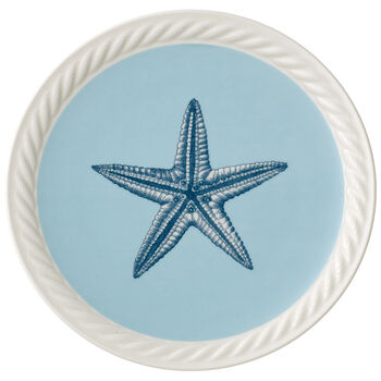 Montauk Beachside Salad Plate 8.5 in