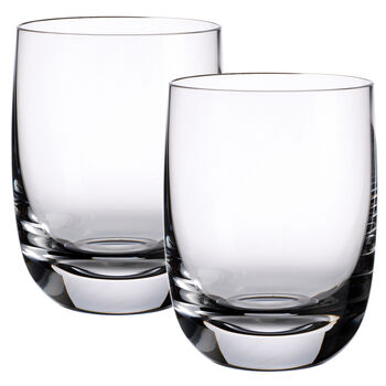 Scotch Whisky - Blended Scotch No. 3 Tumblers, Set of 2 4 1/2 in