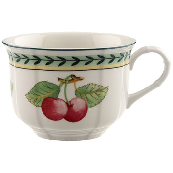 French Garden Fleurence Breakfast Cup 12 oz