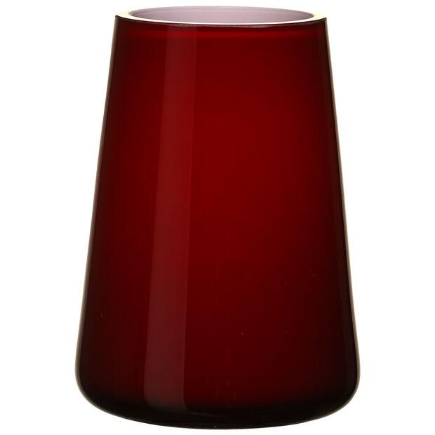 Numa Mini Vase : Deep Cherry 4.75 in, , large